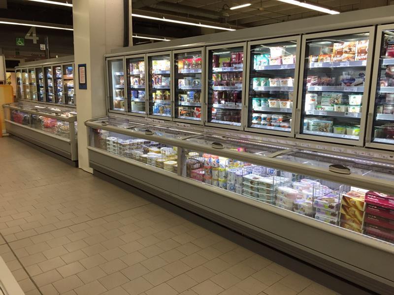 frigoriferi industriali produzione